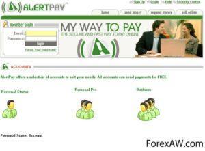 Платежная система Alertpay